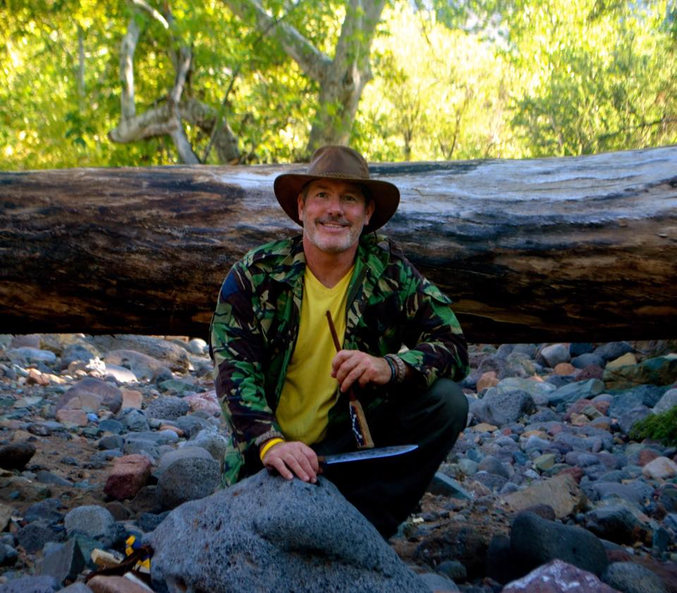 Todd Jostes National Academy of Outdoor Survival Into the Wilderness AZ