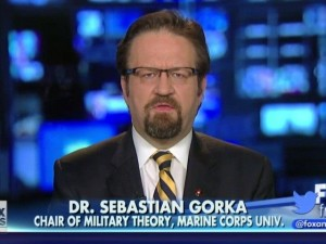 Dr Sebastian Gorka