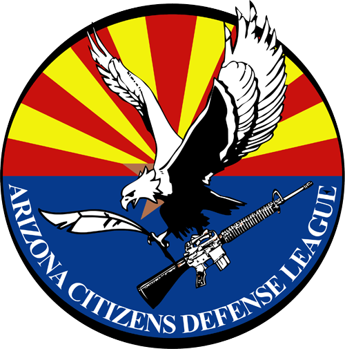 AZCDL Arizona Citizens Defense League Memeber