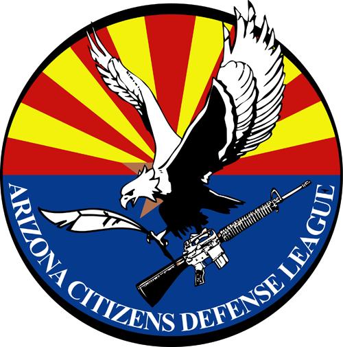 AZCDL Arizona Citizens Defense League Memeber