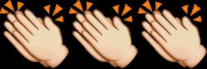 Pic 4 Applause Emoji