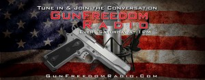 Gun Freedom Radio Every Saturday at 1PM and on Demand