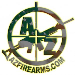 AZFirearms Patriotic Logo