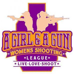 A Girl And A Gun Logo