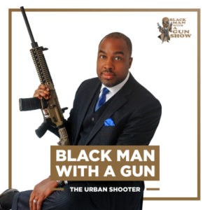 Rev. Kenn Blanchard Black Man With a Gun Podcast