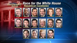 republican presidential candidates 2016