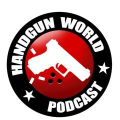 Handgun World Podcast Logo