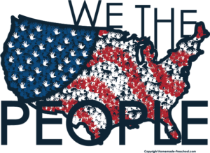 US Map We The People