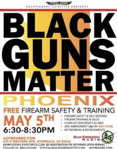 Black Guns Matter in AZ