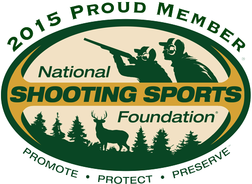 National Shooting Sports Foundation Proud Member