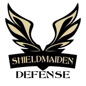 SHIELDMAIDEN DEFENSE Logo