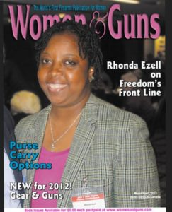 Women and Guns Magazine