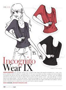 Incognito Wear IX
