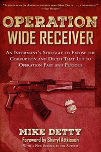 Operation Wide Receiver by Mike Detty
