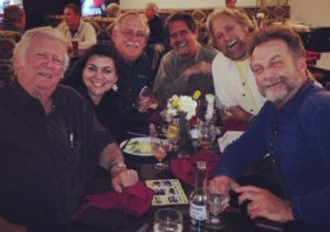 2014 Dinner with the Gang in Tulsa