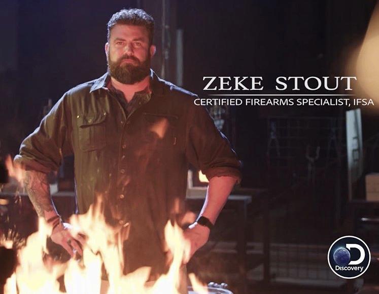 Zeke Stout