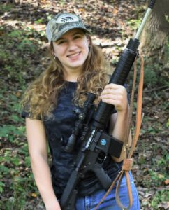 Serena Juchnowski is a competitive shooter, hunter, and outdoor writer and photographer from Richfield, Ohio.