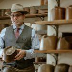 Eric Watson of Watson's Hat Shop