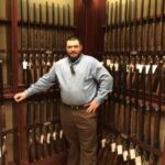 """John Petrolino is a US Merchant Marine Officer, writer, and author of """"Decoding Firearms: An Easy to Read Guide on General Gun Safety & Use."""""""