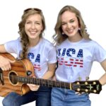 "Camille & Haley, writers of the viraling song ""Keep America Great"" aka ""Vote Trump 2020"" are a conservative Christian sister duo from Tulsa, OK."
