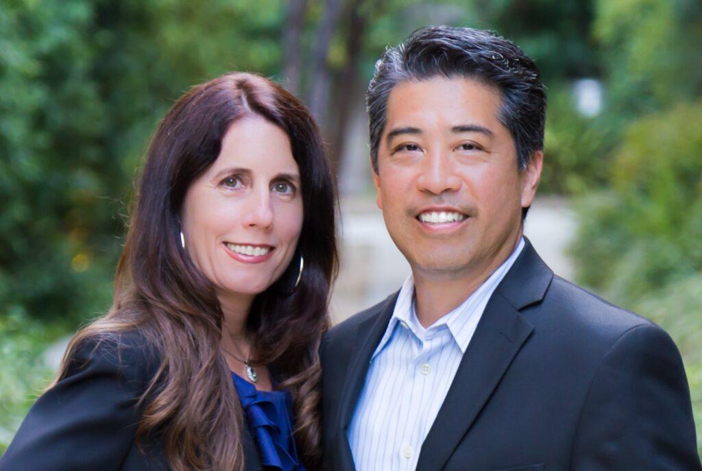Robert & Kay Lee Fukui
