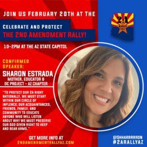 Sharon Estrada 2021