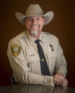 Sheriff Mark Lamb