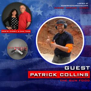 Partick Collins of Gun Food