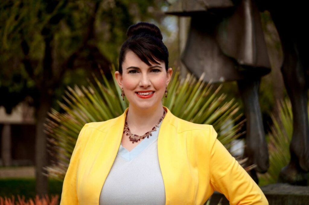 Merissa Hamilton is the former Republican candidate for Phoenix Mayor in 2020